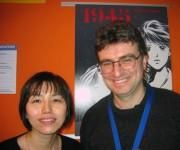 Voici des portraits de quelques auteurs que nous avons crois&eacute&#x3B;s...