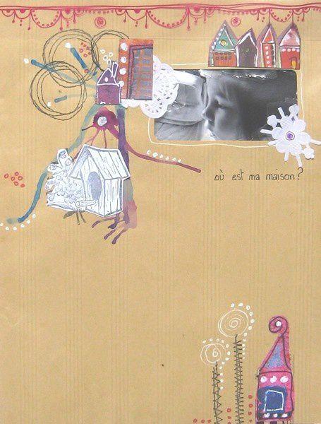 design by Françoise Melzani pour Sultane