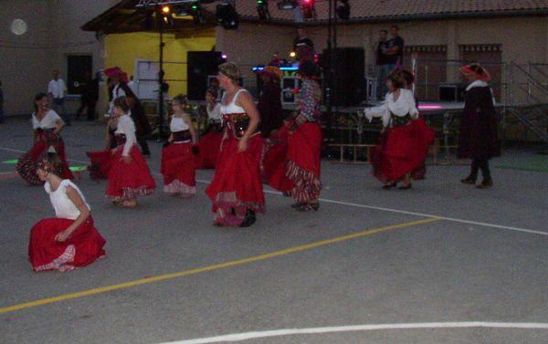Fête au village organisé par le comité des fêtes