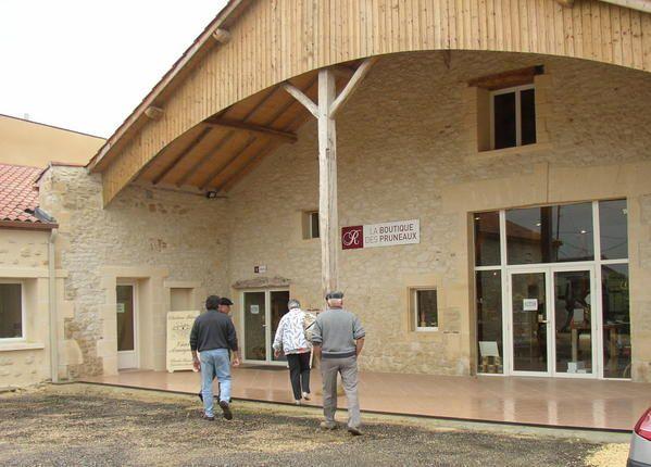 St Georges les Pruneaux - Pujols- Villeneuve sur Lot