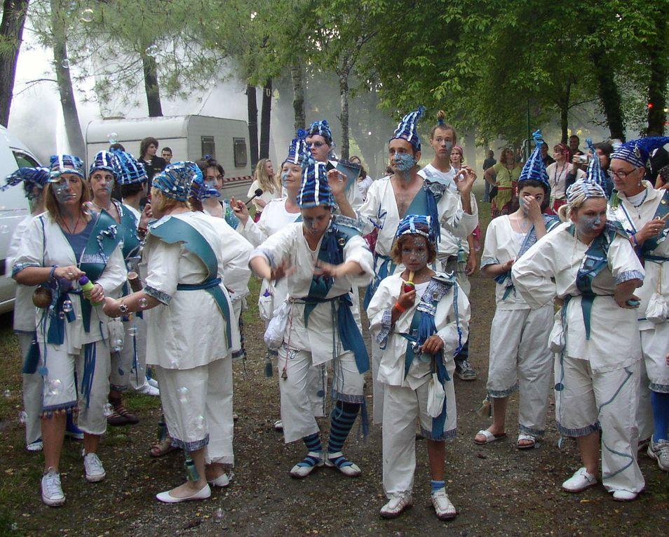 spectacle organisé par la MJC 3 Rivière sur les communes de St Georges les Bains, Charmes sur Rhône et Beauchastel
