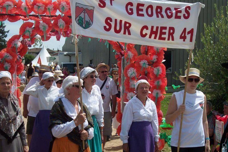 25èmes Rassemblement des St Georges de France.23 & 24 Juin 2012