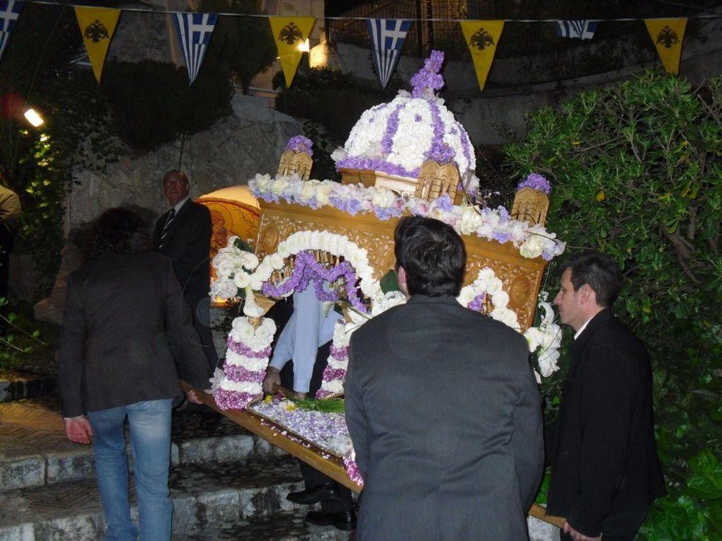 Μεγάλη Παρασκευή (Eπιτάφιος)Ανάσταση 2009