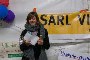 Photos du Téléthon à Troissy organisé par Christelle et l'AJT