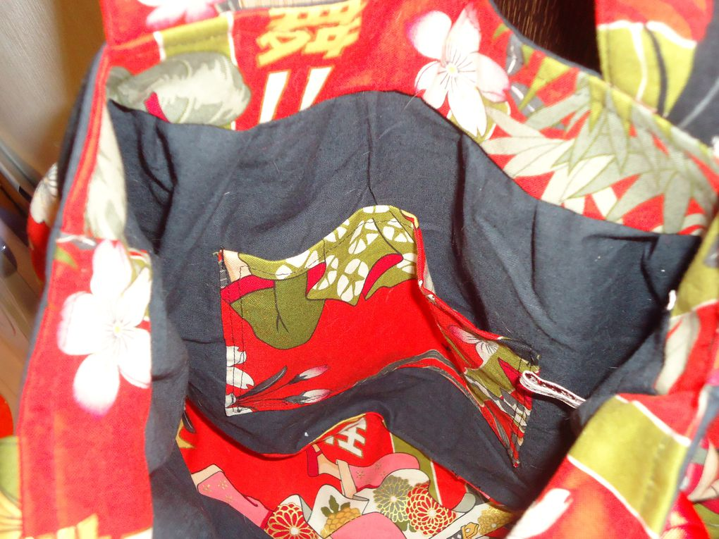 mes bidouilles en couture