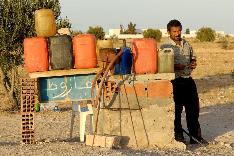 """Circuit 4x4 """"la Saharienne"""" (Décembre 2013) dans le sud Tunisien."""