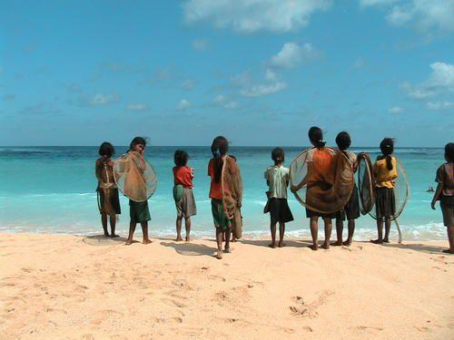 Sumba...la plus pittoresque des petites îles de la Sonde en Indonésie.