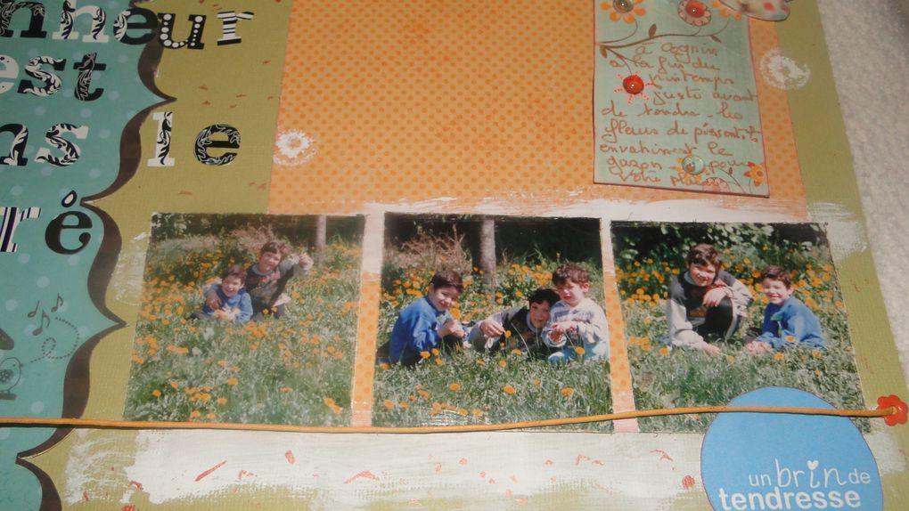 Album - pages-famille