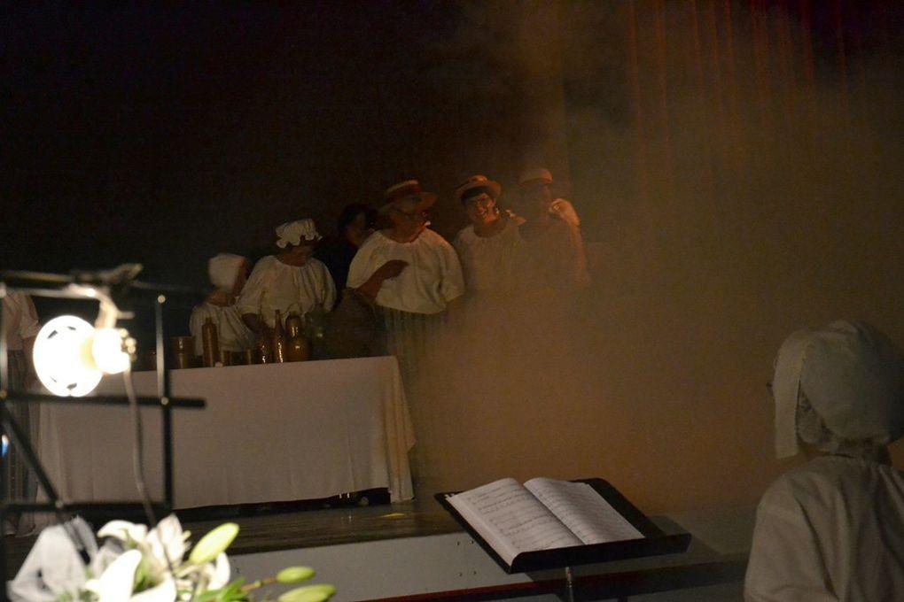 """Sault-Les-Rethel, le Vendredi 29 Juin 2012 : """"Choeurs d'Opérettes"""" sous la Direction de Marie-Françoise MELIN avec Sylvie Sardella au piano."""