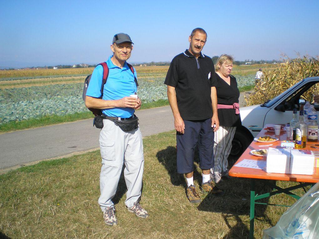 Notre 14ème marche du 13 septembre 2009 a été organisée au profit de l'Association Travail & Espérance (ATE) qui oeuvre pour les personnes déficientes mentales