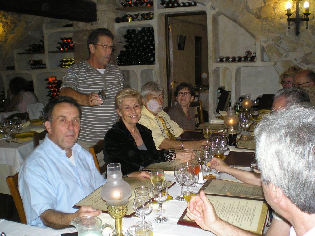Album - Retrouvailles avec nos amis de Biot et du 06 en Juin 2009