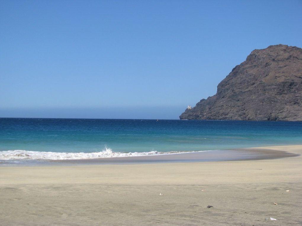 Ile de Santo Antao et île de Sao Vicente