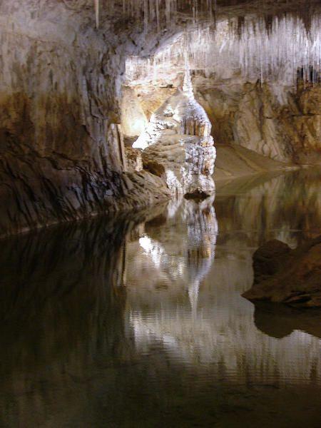Les merveilles de la Grotte de CHORANCHE dans le VERCORS