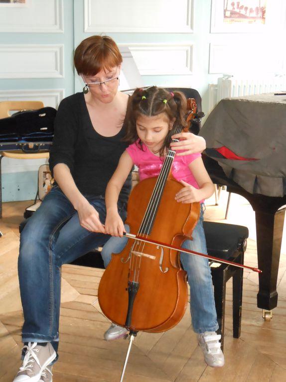Z - Les GS à l'école de musique 2012