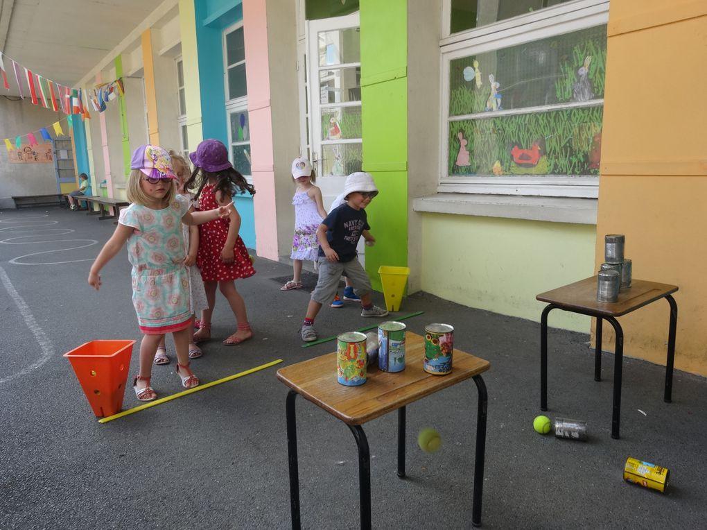 Z - Après-midi récréative en maternelle 2014