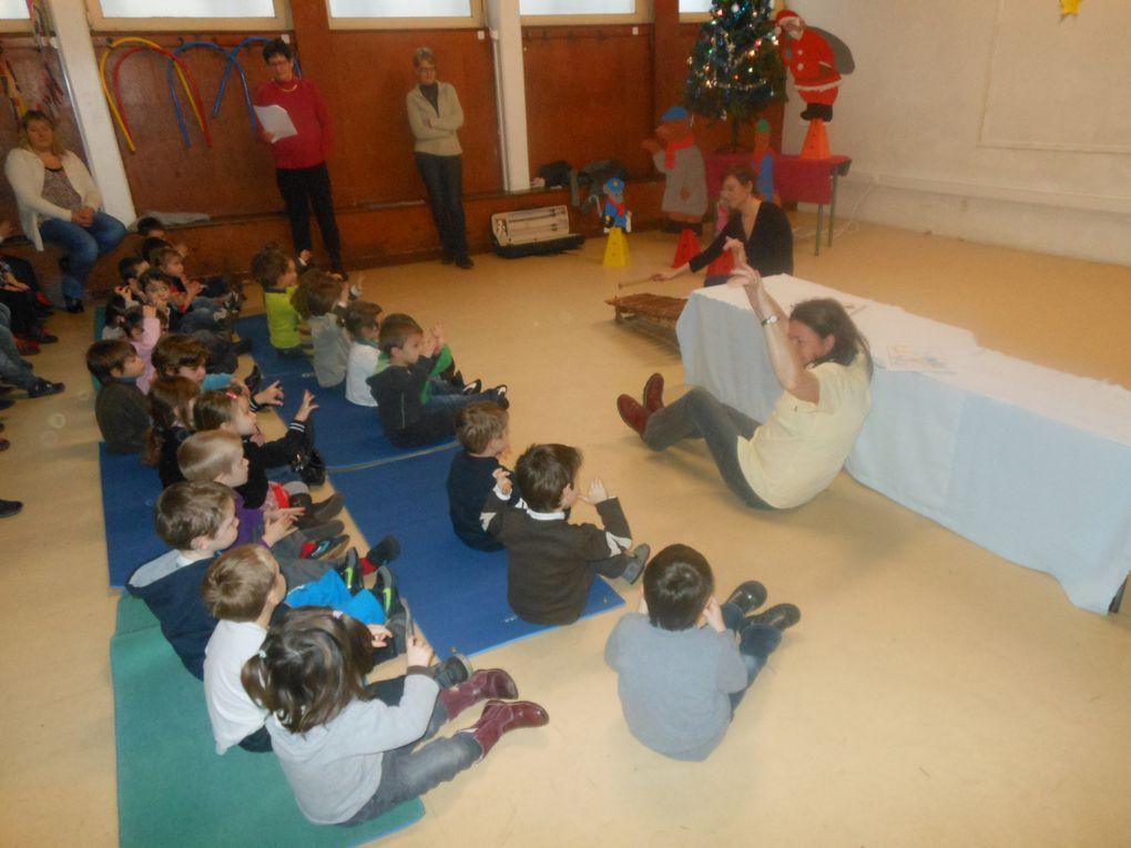 Z - Histoire de Noël en maternelle2012