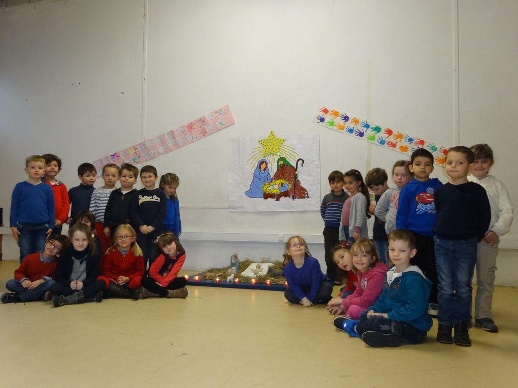 Z-Celebration de noel en maternelle 2014