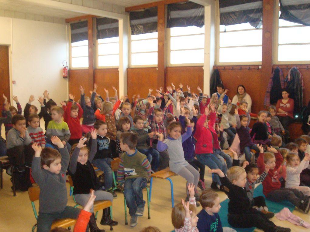 Z - Célébration de Noël en maternelle 2013