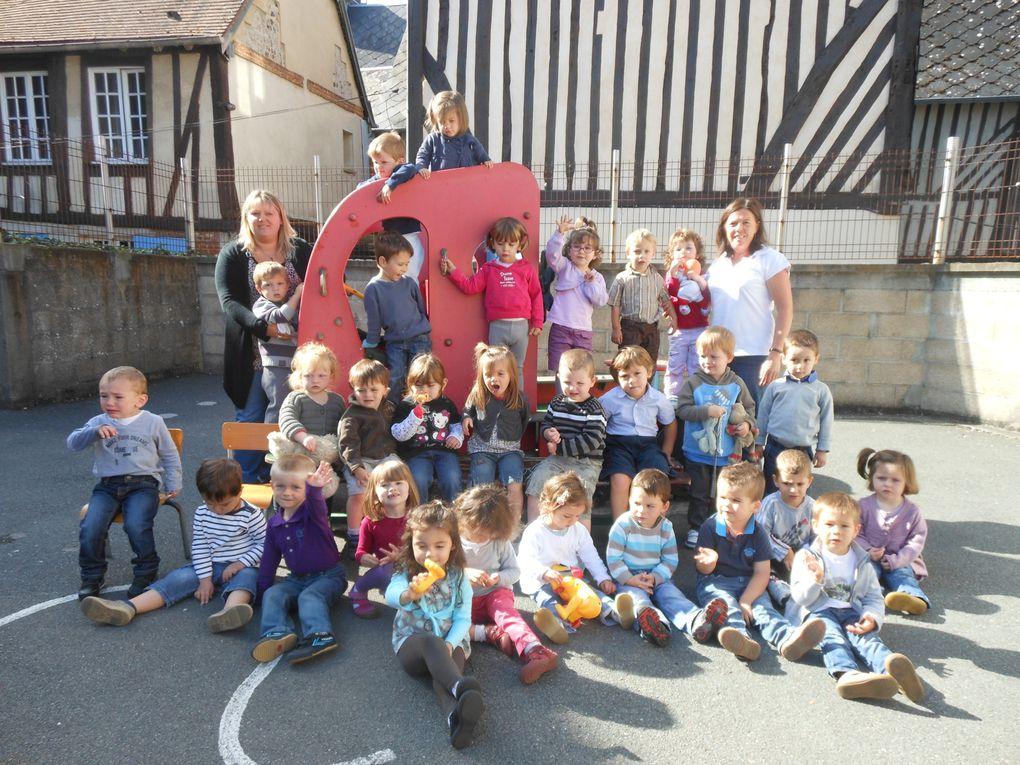 Z - C'est la rentrée en maternelle!!!2012
