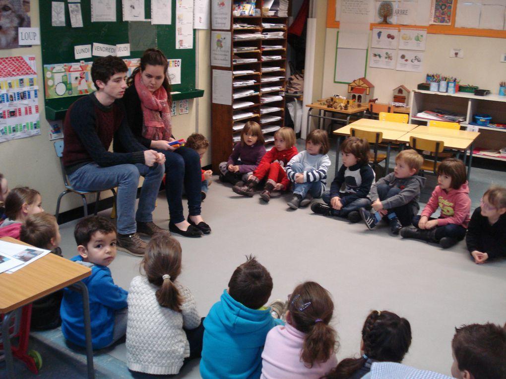 Z - Des anglais à l'école 2013
