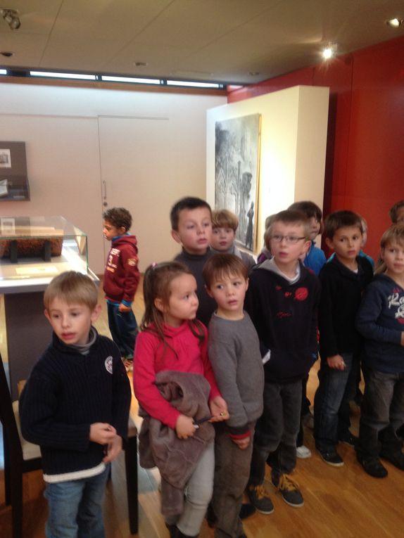 Z - Les C.P de Me Maugard au musée 2013