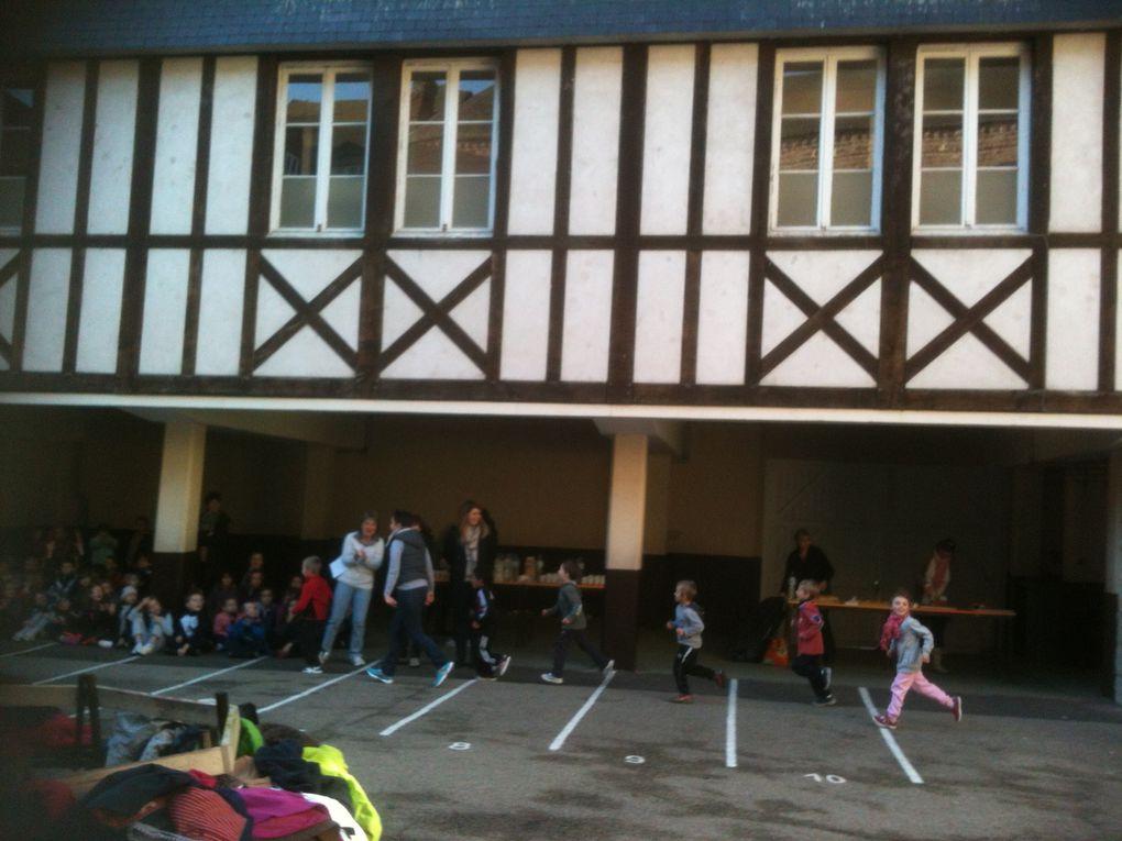 Z - Le cross du collège 2013
