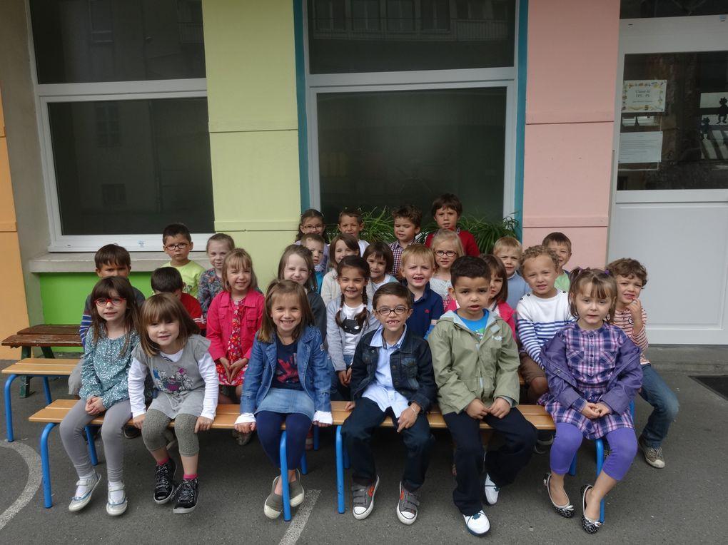 Z-La rentrée en maternelle 2014