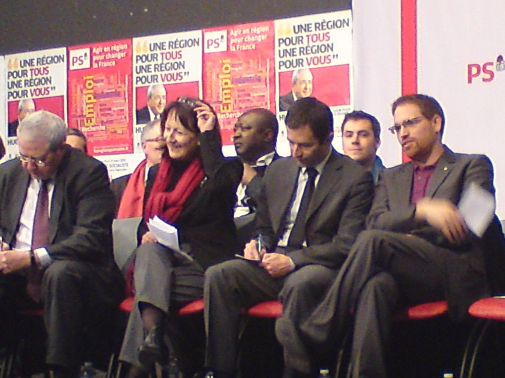 Album - meeting regionales Trappes 12 mars 2010