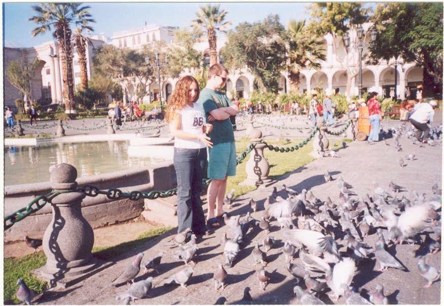 Voyage à Arequipa, Mai 2004