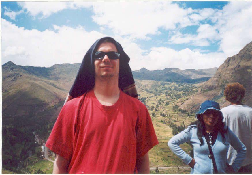 Voyage à Cuzco, avril 2004