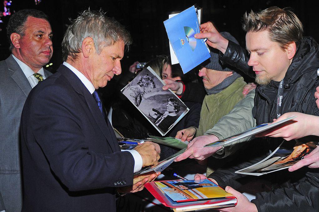 "HARRISON FORD, RACHEL McADAMS, Germany Premiere ""Morning Glory"", Cinestar Sony Center, Berlin, 9. January 2011."