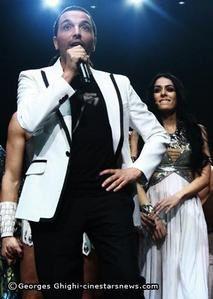 Cleopatre la comedie musicale de Kamel Ouali Reportage exclusif Cinestarsnews