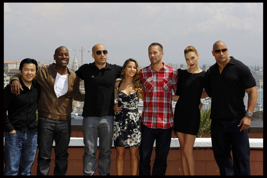 Conférence de Presse et Tapis Rouge Marseille 