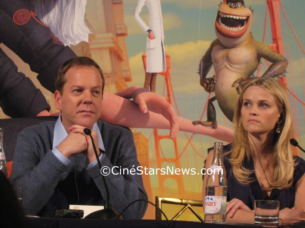 Kiefer Sutherland Reese Witherspoon