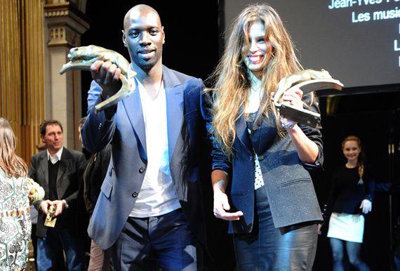 17ème Cérémonie des Lumières La presse étrangère récompense le cinéma Français et francophone 13-01-2012 Hôtel de Ville de Paris