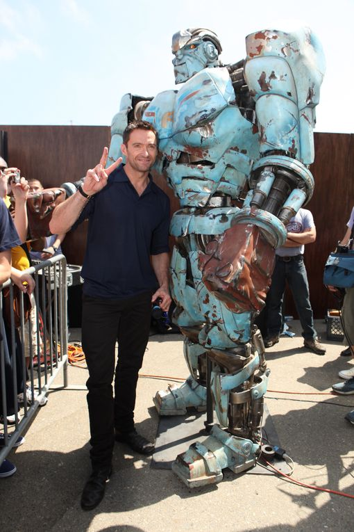 Album - Real Steel Comic Con San Diego