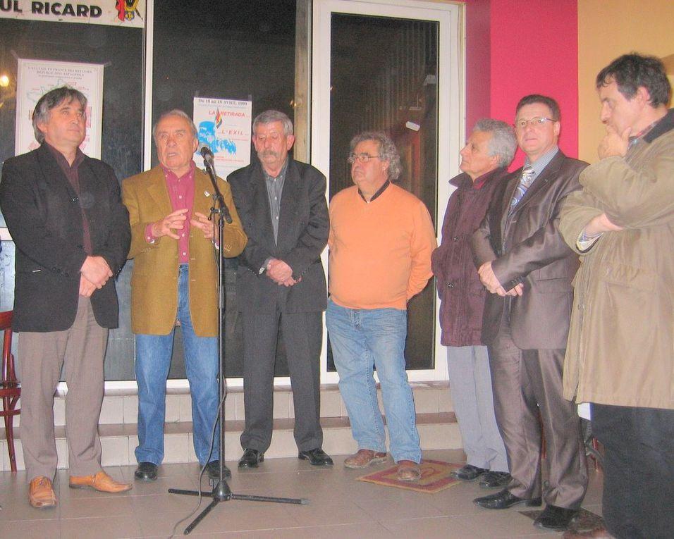 """Exposition : """"la Rétirada vue par la presse de l'époque"""",vernissage le 4 mars 2009 au Prolé"""