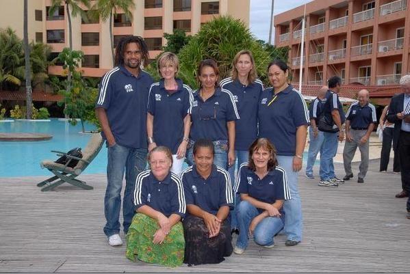 COM-UNITY du 19 au 22 juin 2007 à Nouméa