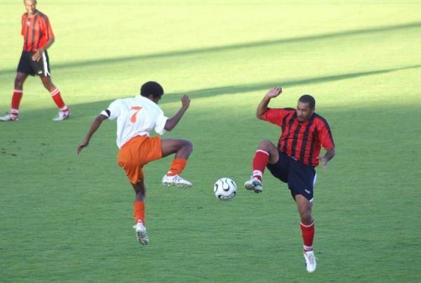 Coupe de Nouvelle Calédonie 2006-2007<br />AS.LÖSSI contre AS.Mont-Dore