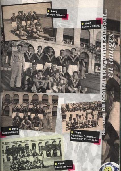 Histoire de la FCF depuis sa création à nos jours