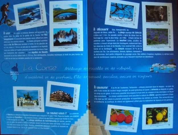 Album - Timbres du Monde