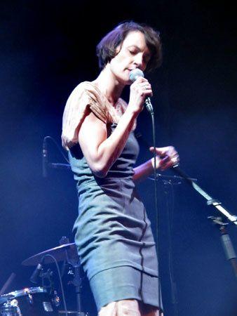 Album - Variations de concert: Jeanne Balibar &amp&#x3B; Rodolphe Burger