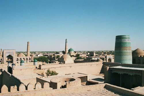 Mon voyage &agrave&#x3B; la d&eacute&#x3B;couverte de l'Ouzb&eacute&#x3B;kistan, les villes, les monuments, les sourires