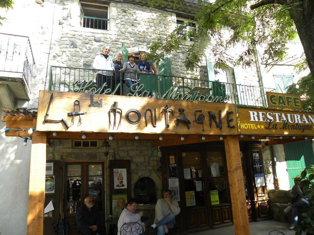 Album - visite-a-Antraigues-sur-Volane