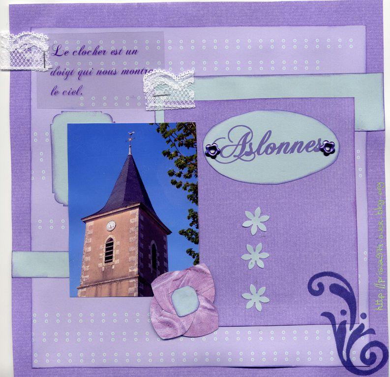 Album - C.J. et Fiches des scropines