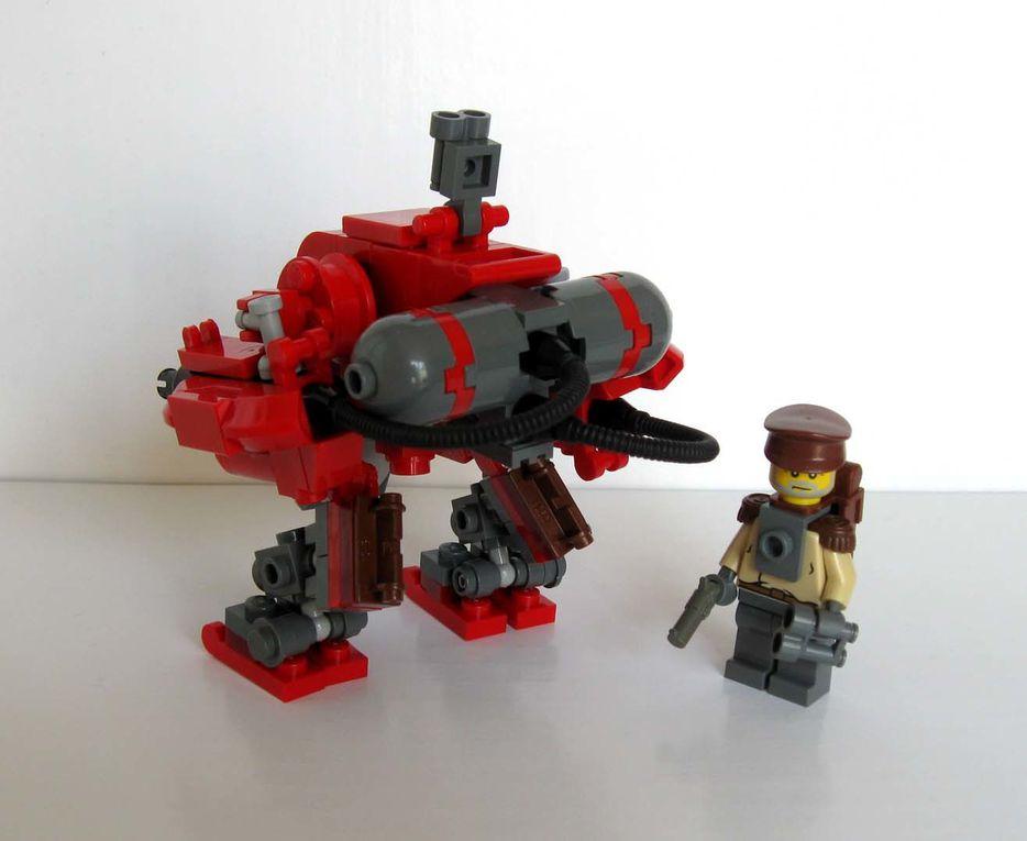 Album - LEGOminifigs
