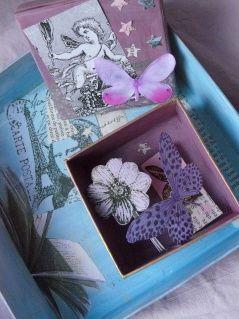 Album - boîtes à trésor