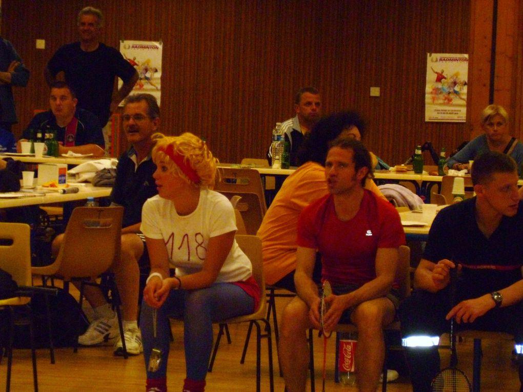 Deuxième nuit du bad à Bagnoles de l'Orne le 7/05/2011