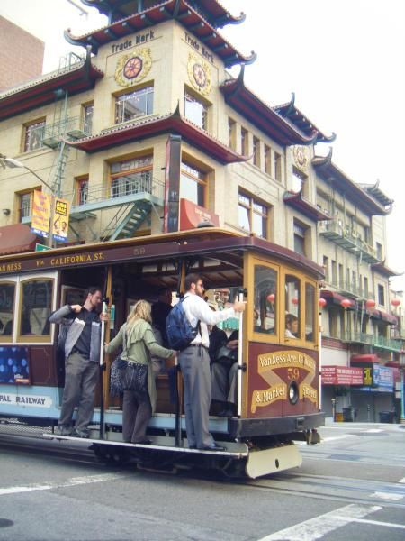 Visiter San Francisco en 1h de Jogging !