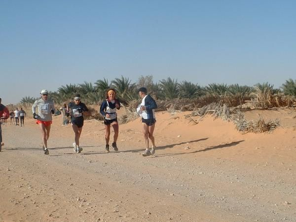 Photos Marathon des Dunes 2005